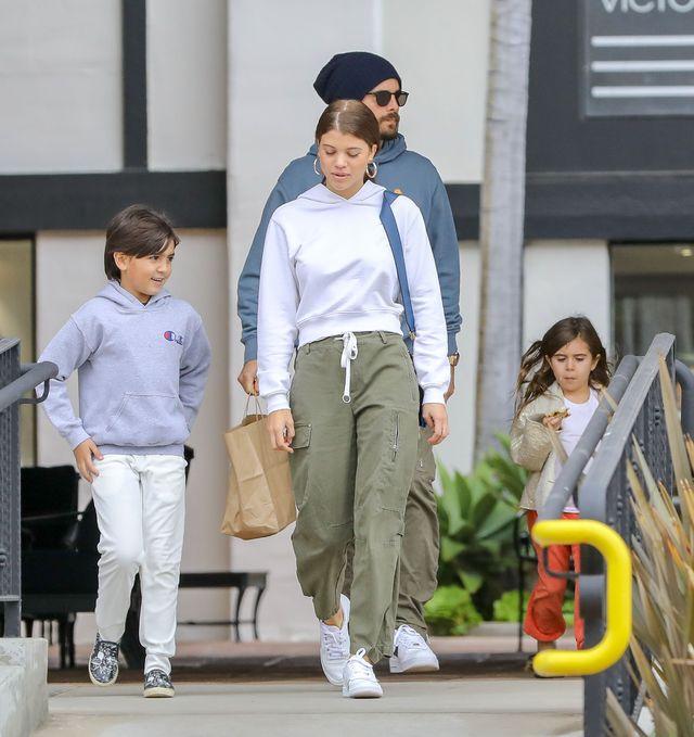 Kourtney Kardashian do Sofii Richie: Trzymaj się z daleka od moich dzieci!