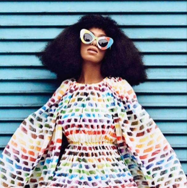 Solange Knowles przerywa milczenie po rodzinnej bójce