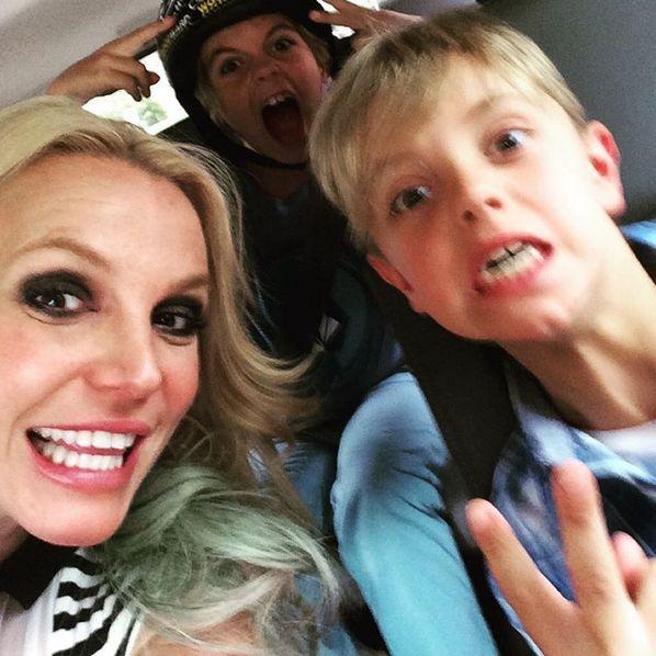 Britney Spears przyłapana na randce z byłym Lohan i Moore