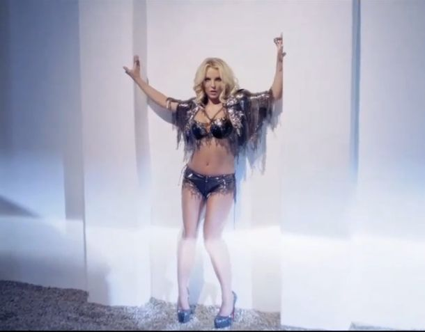 Ju� jest zapowied� klipu do Work B*** Britney Spears (VIDEO)