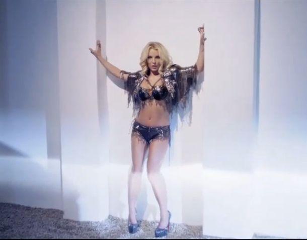 Już jest zapowiedź klipu do Work B*** Britney Spears (VIDEO)