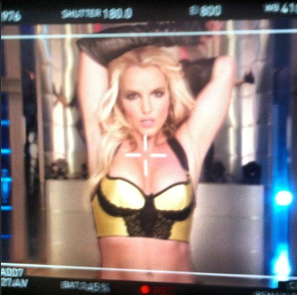 Britney Spears wróciła do figury sprzed lat? (FOTO)