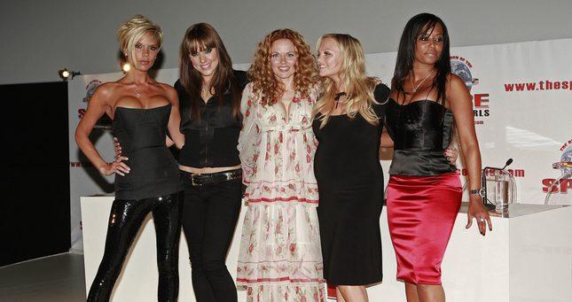 Spice Girls miały się nazywać trochę inaczej