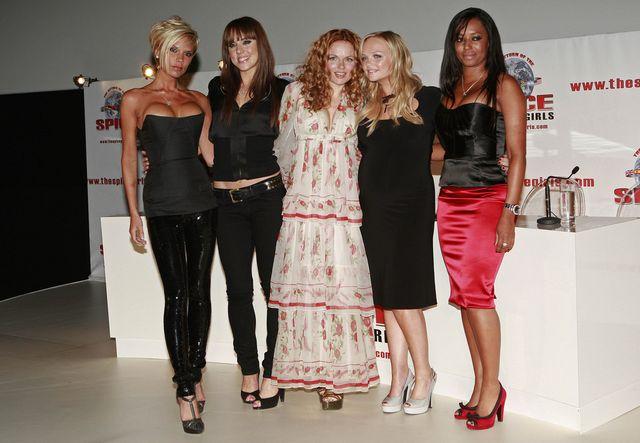 Mel B o Victorii Beckham: Wychodziła za scenę i wymiotowała