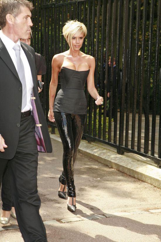 Mel B o Victorii Beckham: Wychodzi�a za scen� i wymiotowa�a