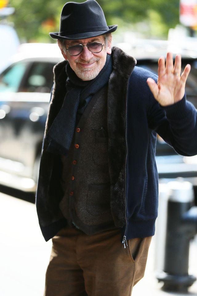 Spielberg i Hanks kr�c� we Wroc�awiu
