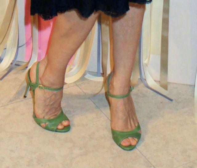 Która polska celebrytka ma stopy jak Sarah Jessica Parker?