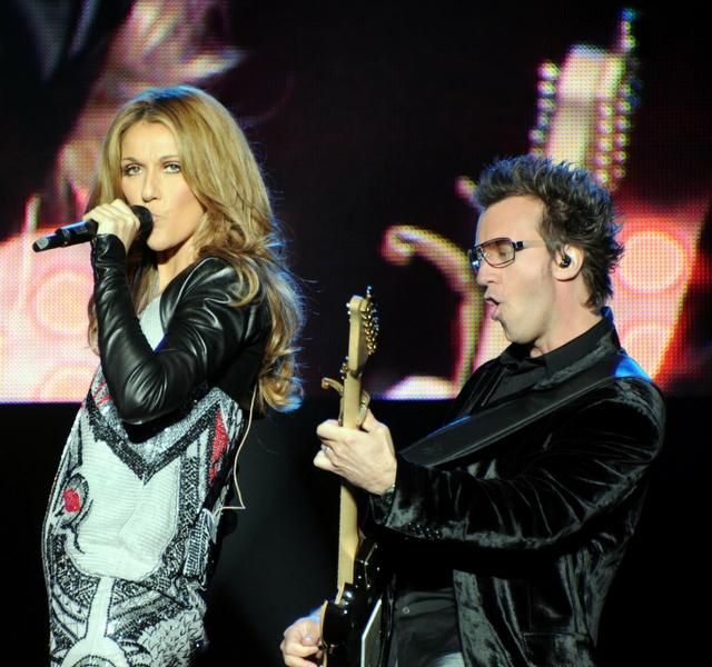Szokujące fakty o mężu Celine Dion!