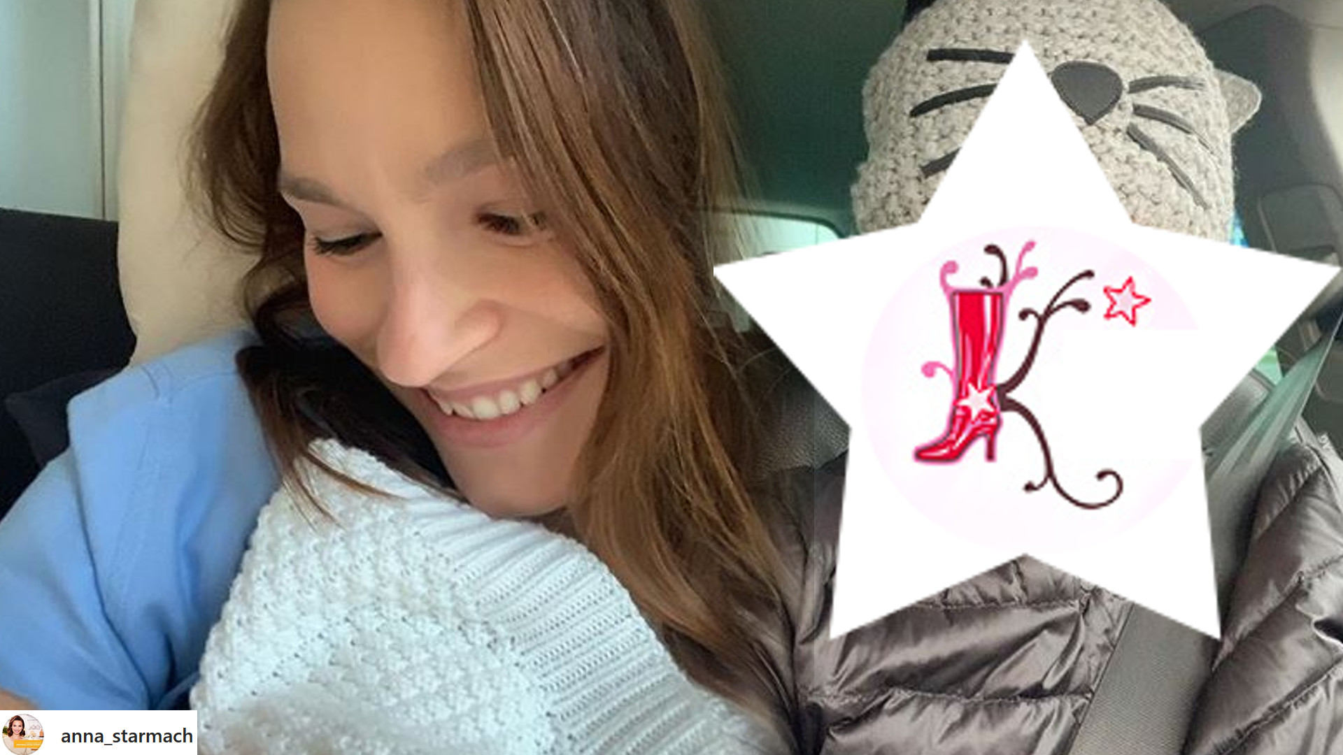 Anna Starmach dwa tygodnie po PORODZIE: z bladą cerą, podkrążonymi oczami…