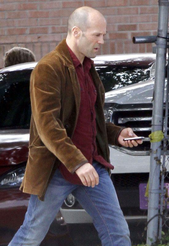 Jason Statham w akcji