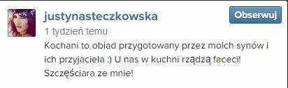 Jak wygląda dieta Justyny Steczkowskiej? (FOTO)