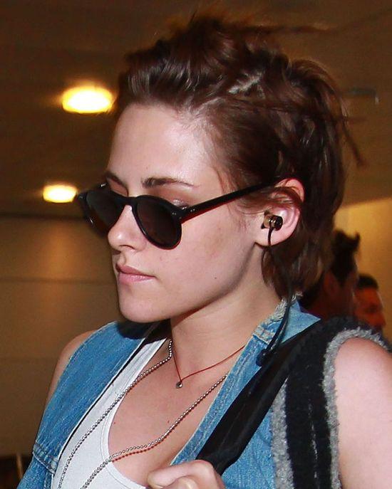 Tego na twarzy Kristen Stewart byśmy się nie spodziewali!