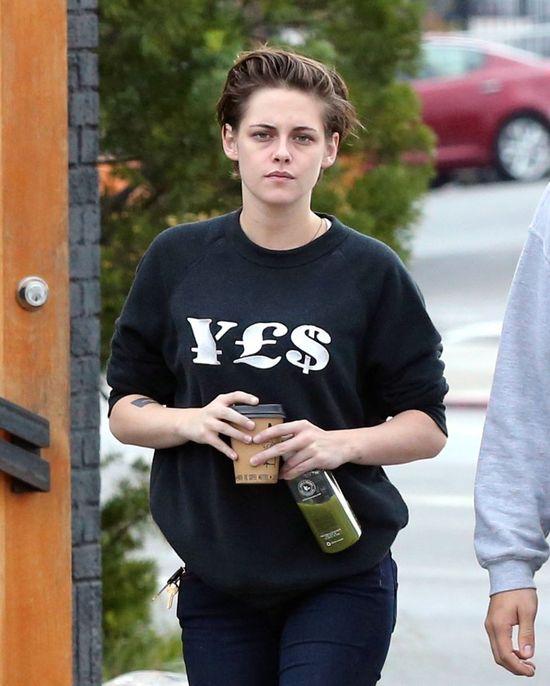 Kristen Stewart jest uzależniona od.... (FOTO)