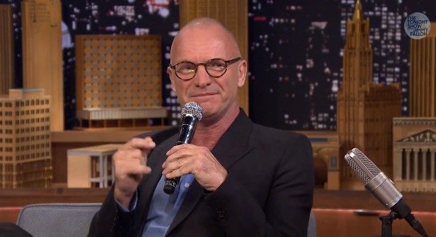 Sting potrafi ZAŚPIEWAĆ melodie z dzwonków w telefonie