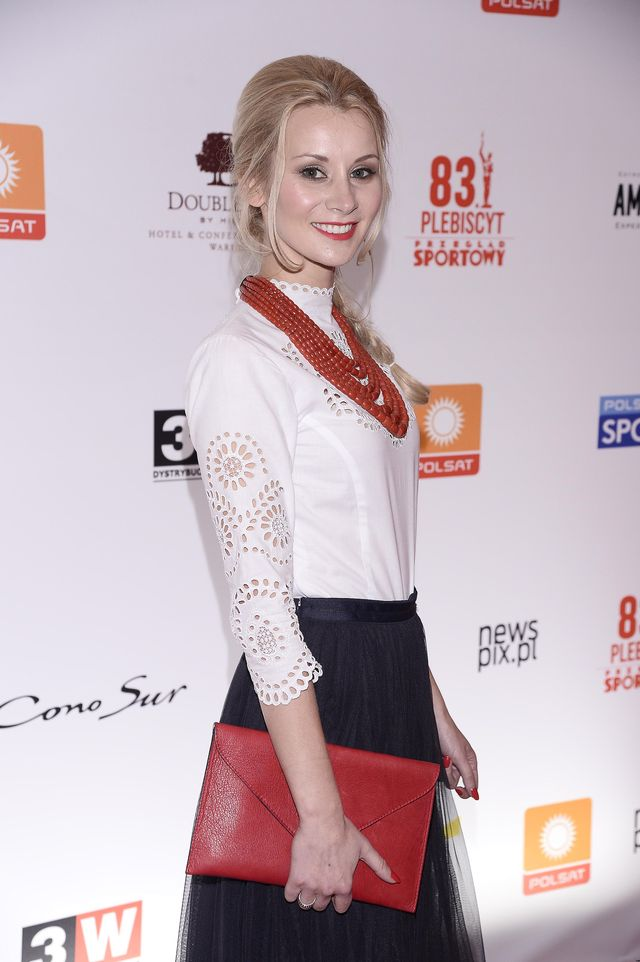 Czy Ewa Bilan-Stoch podbije show-biznes i będzie jak Anna Lewandowska?