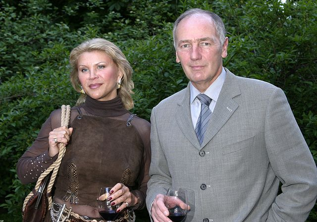 Zmarła żona Roberta Strasburgera!