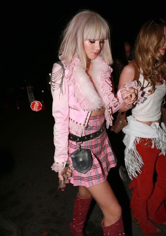 Halloween w Hollywood - część druga (FOTO)