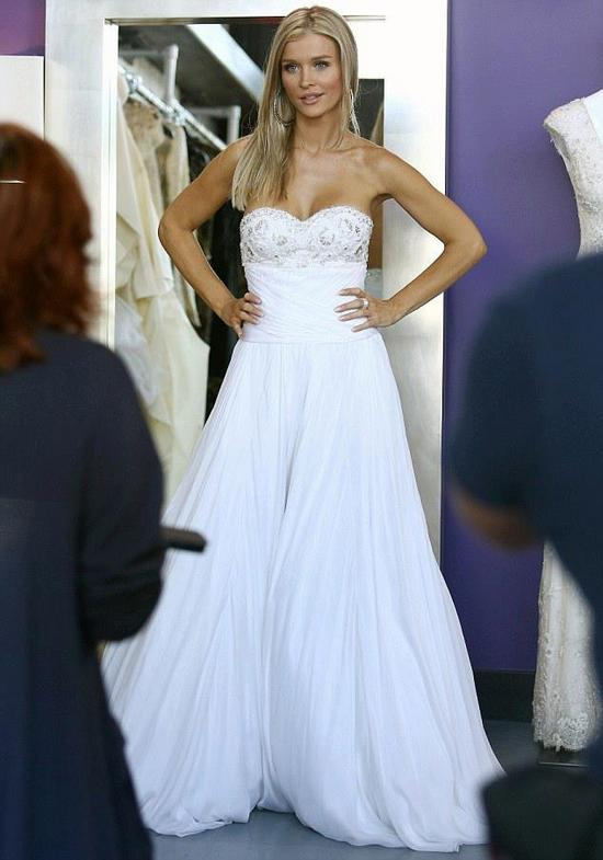Joanna Krupa przygotowuje się do ślubu! (FOTO)