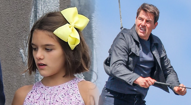 Tom Cruise dał Suri urodzinowy prezent