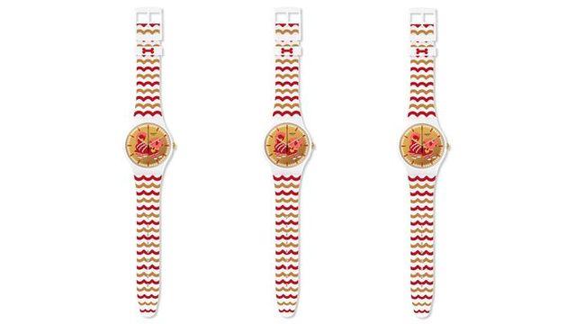 Swatch wita Chiński Nowy Rok zegarkiem SWATCH WOOF