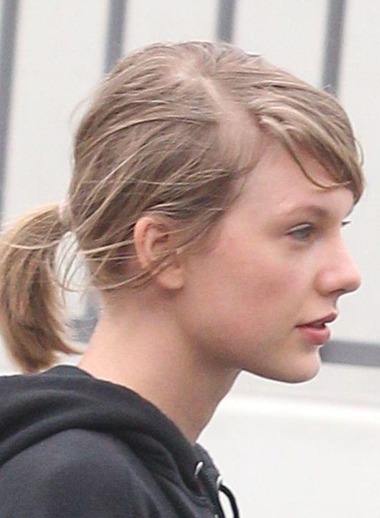 ABSOLUTNY HIT! Spocona Taylor Swift bez makijażu! (FOTO)