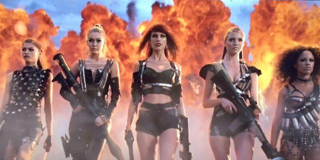 Chcesz mieć lateks jak Taylor Swift w Bad Blood?