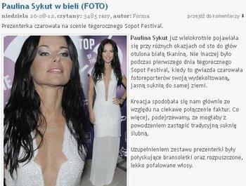 Honorata Skarbek pokazuje coraz więcej (FOTO)