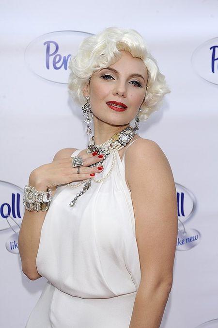 Sylwia Gliwa jako Marilyn Monroe (FOTO)