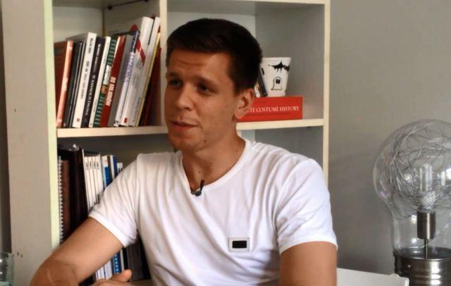 Wojciech Szcz�sny: Czasami bywam snobem (VIDEO)