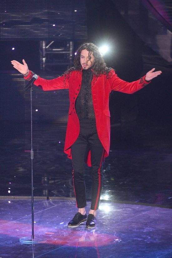 Eurowizja 2016: Michał Szpak zdradził na kim się wzoruje