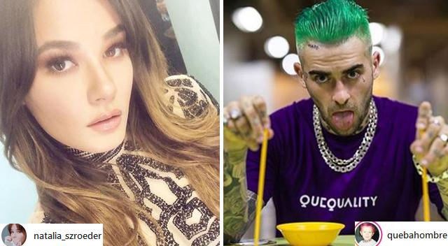 Quebonafide w tekście piosenki zdradził TAJEMNICĘ związku z Natalią