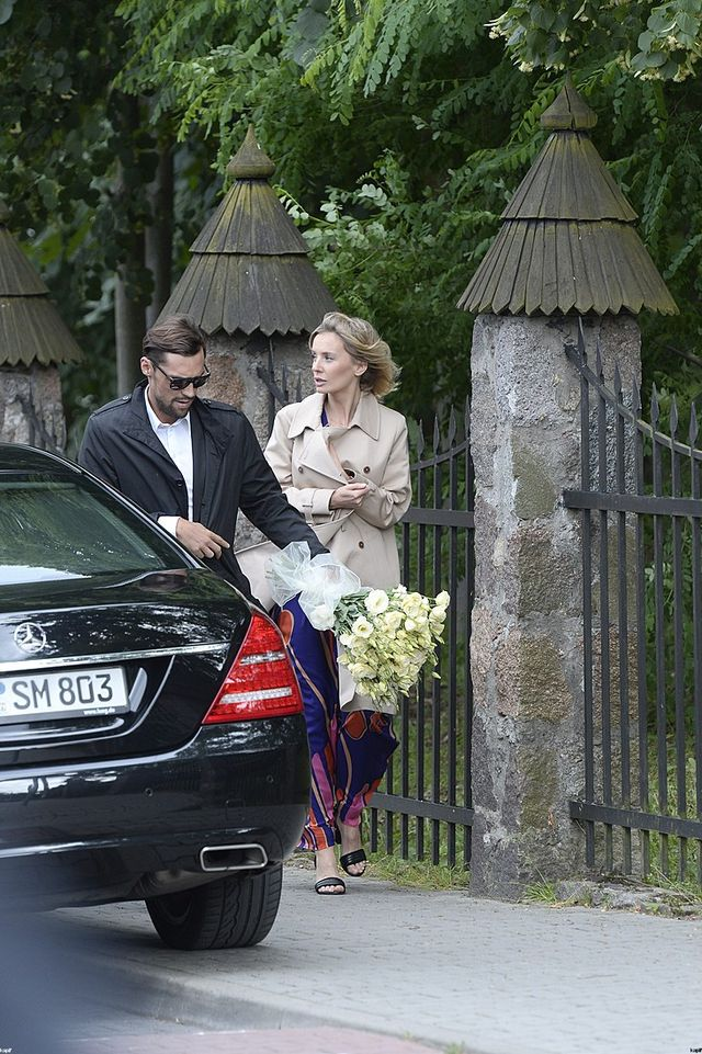 Agnieszka Szulim jak księżna Kate (FOTO)