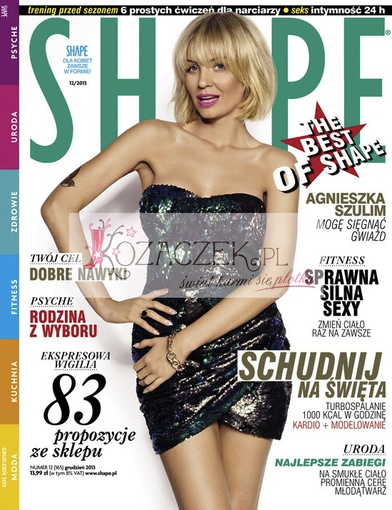 Agnieszka Szulim zdradziła sekret swojej diety