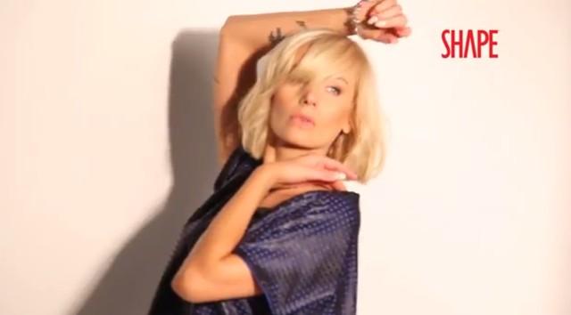 Okładkę najnowszego Shape zdobi Agnieszka Szulim (FOTO)