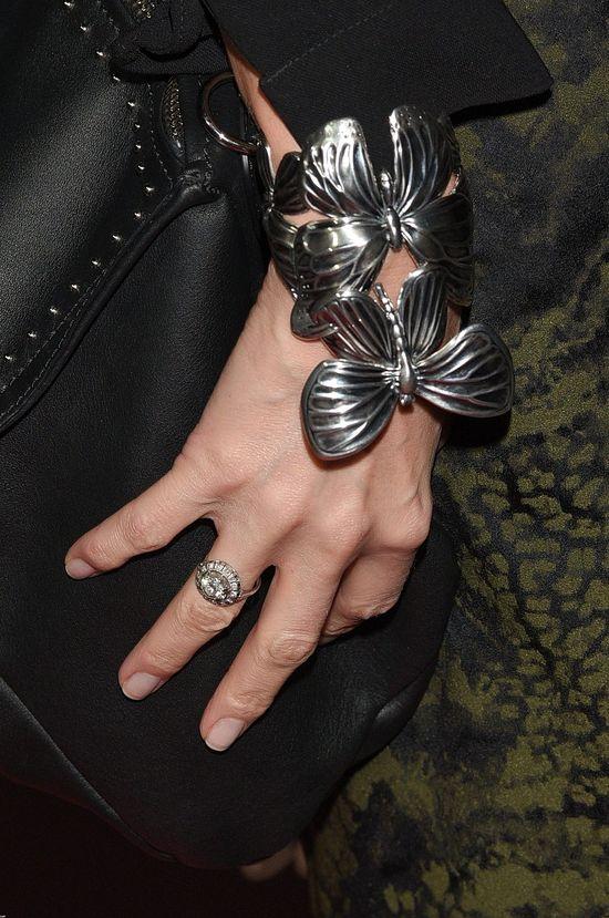Agnieszka Szulim błysnęła pierścionkiem zaręczynowym (FOTO)