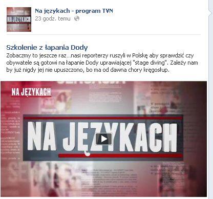 Agnieszka Szulim odpowiada na zarzuty Dody