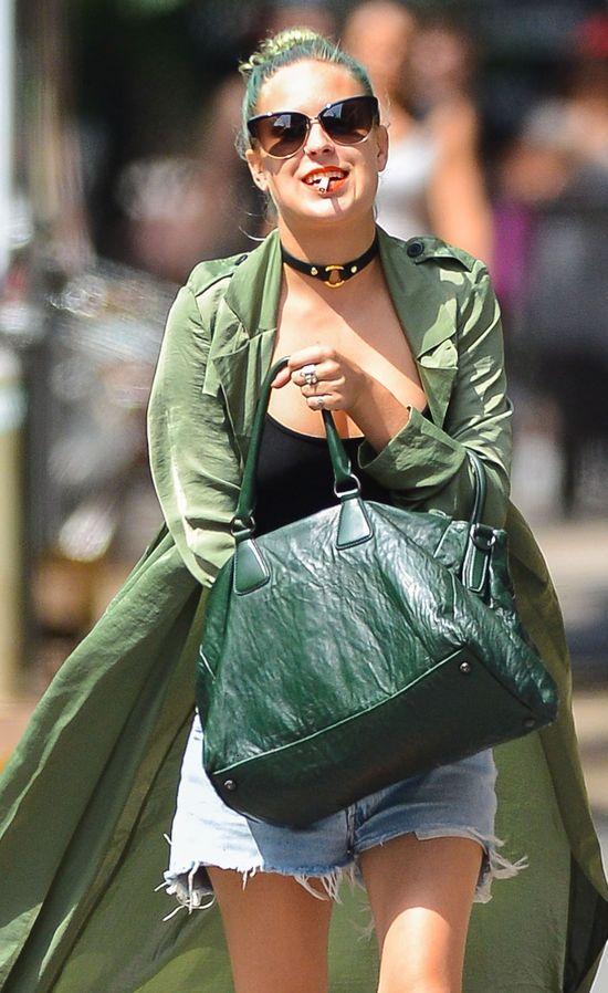Demi Moore odebrała córkę z odwyku