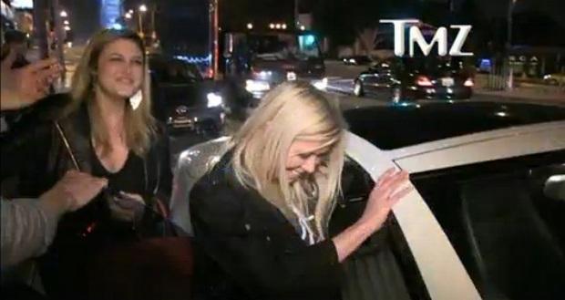Tara Reid przesadziła z alkoholem na imprezie (VIDEO)