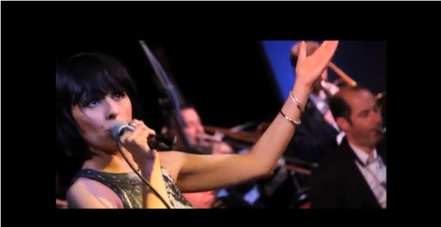 Tatiana Okupnik śpiewa Skyfall