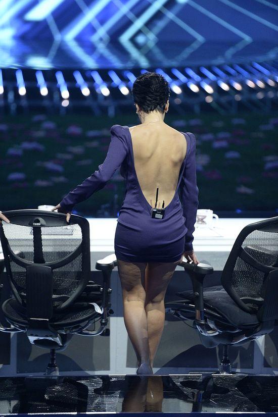 Pokazała sporo ciała (FOTO)
