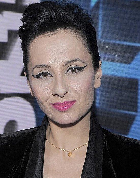 Gorąca Tatiana Okupnik w mocnym makijażu (FOTO)