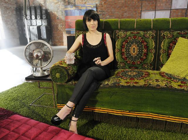 Tatiana Okupnik myśli o seksie z kobietami