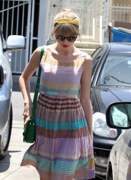 Taylor Swift nie potrzebuje bogatego męża