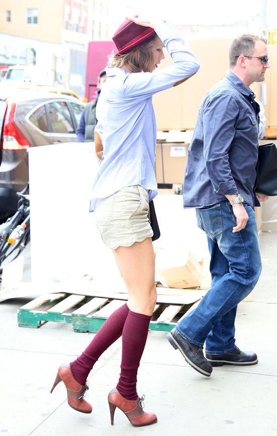 Taylor Swift wytycza nowe trendy (FOTO)