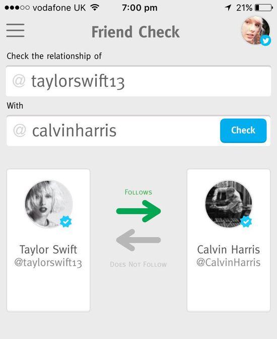 To początek wojny na linii Taylor Swift - Calvin Harris?