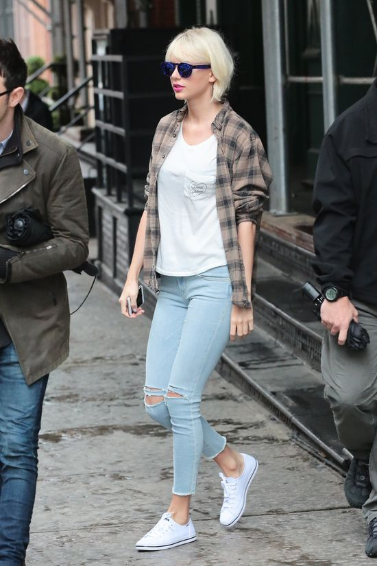 Internauci do Taylor Swift: Jeste� w ci��y?!