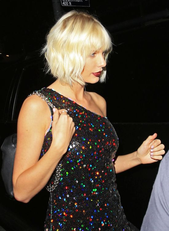 Calvin Harris o przerwie w karierze Taylor Swift
