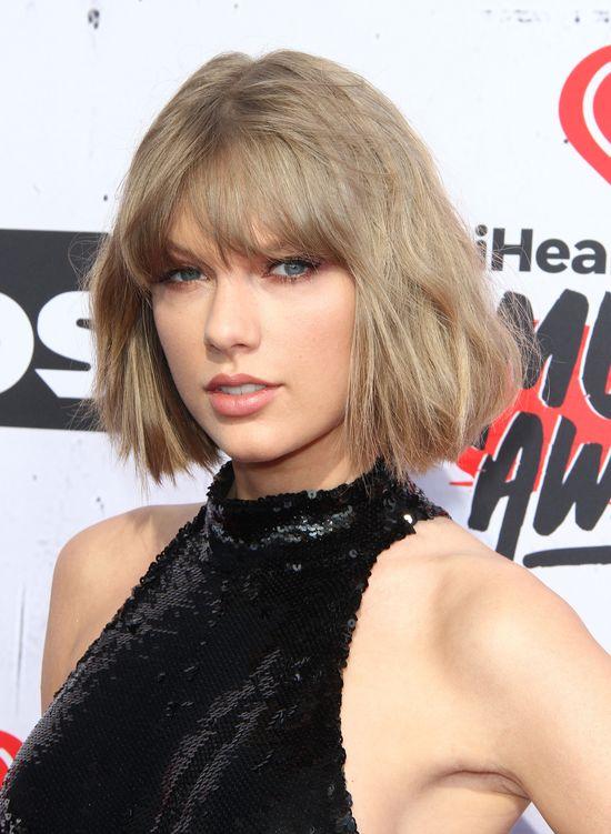 Taylor Swift naprawdę stała się platynową blondynką (FOTO)