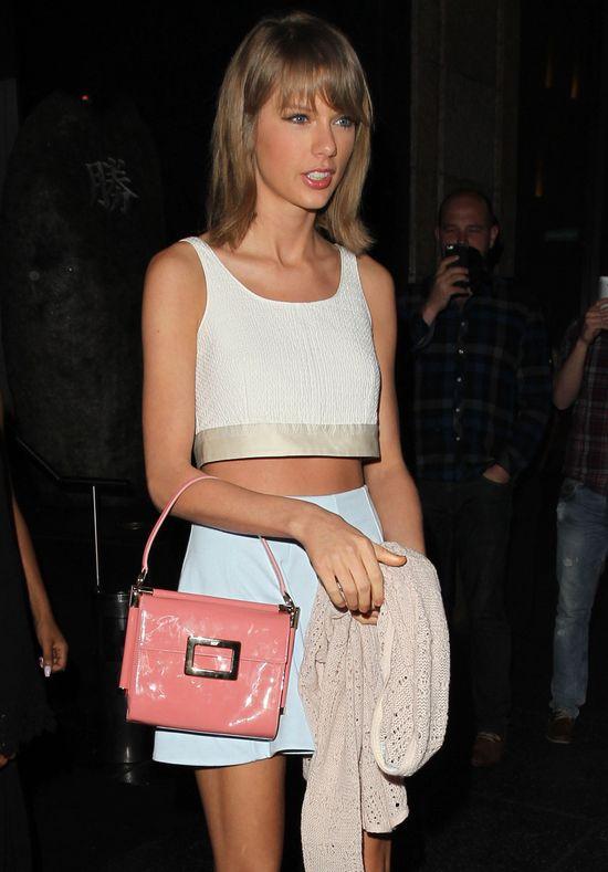 Calvin Harris komentuje doniesienia o rozstaniu z Taylor