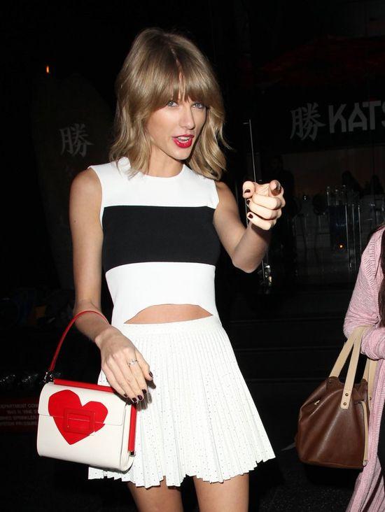 Taylor Swift w ciąży?!